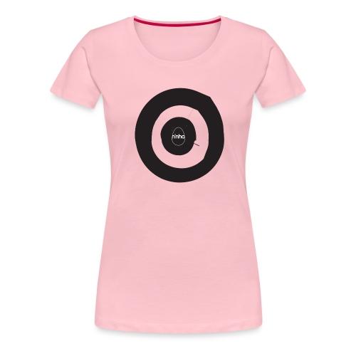 Ninho Target - Maglietta Premium da donna