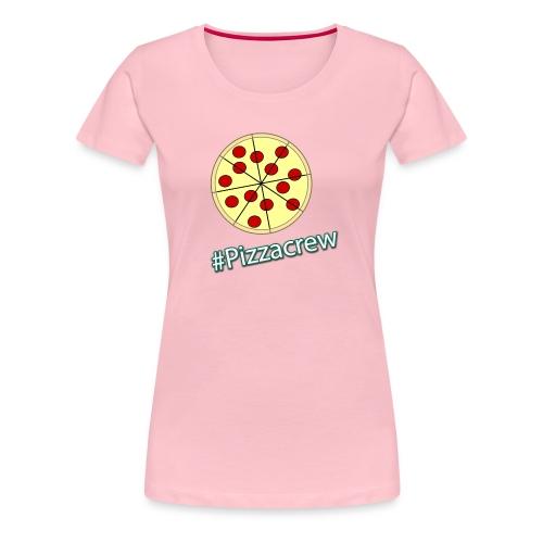 Pizzacrew png - Frauen Premium T-Shirt