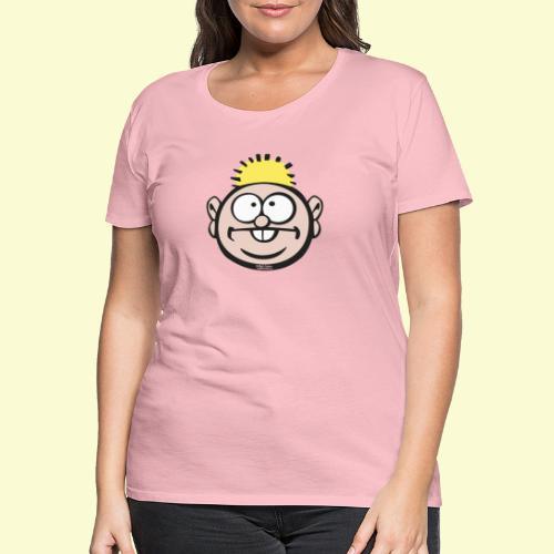 DIRKJAN - Vrouwen Premium T-shirt