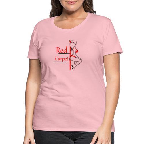 red carpet - T-shirt Premium Femme