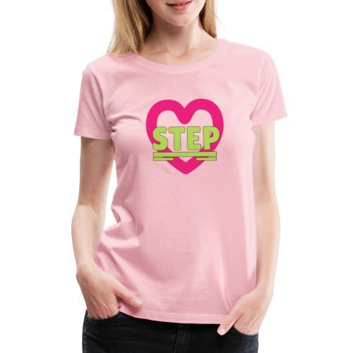 lovestep - Women's Premium T-Shirt