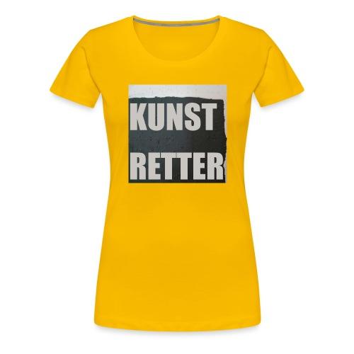 Kunstretter 21.1 - Frauen Premium T-Shirt