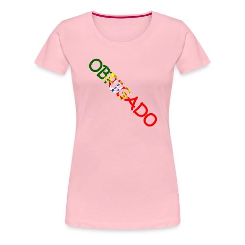 Portugal 21.1 - Frauen Premium T-Shirt