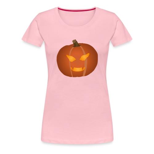 Pumpkin - Premium-T-shirt dam