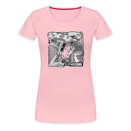 Student Girl Box Housing. T-shirts, Hoodies, Gifts - Naisten premium t-paita