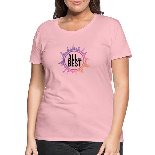 radio black - Women's Premium T-Shirt
