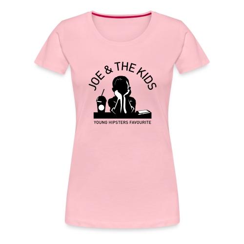 Joe & The Kids - Dame premium T-shirt