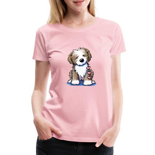 Havaneser Love - Frauen Premium T-Shirt
