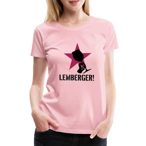 Lemberger Revolution - Frauen Premium T-Shirt