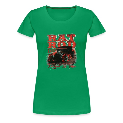 DRAGSTER WEAR - Maglietta Premium da donna