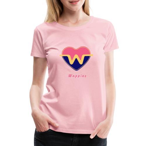Wappiez - Laat je innerlijke wappie los! - Vrouwen Premium T-shirt