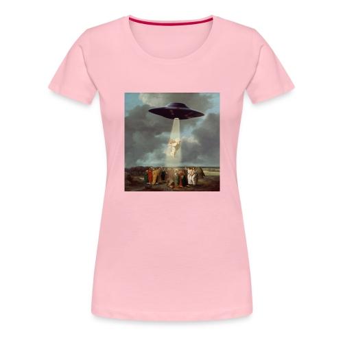 OMG!!! Jesus - T-shirt Premium Femme