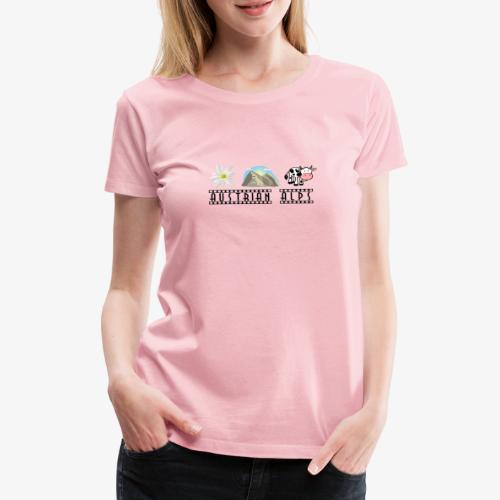 A.A. - Frauen Premium T-Shirt