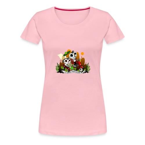 Hasta que la muerte nos separe - Camiseta premium mujer