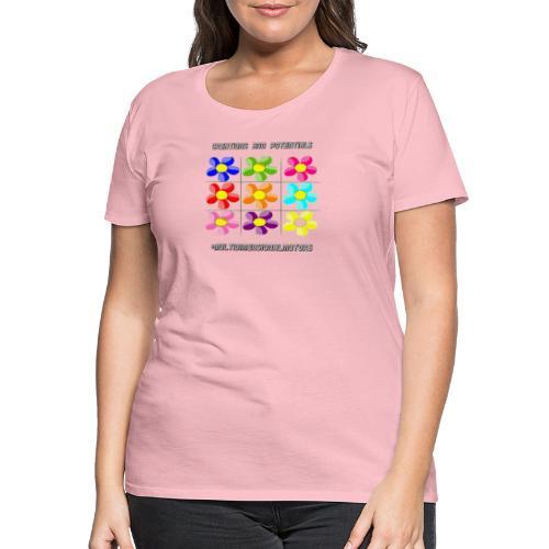 logo of my #MultiDimensionalMotors blog - Maglietta Premium da donna