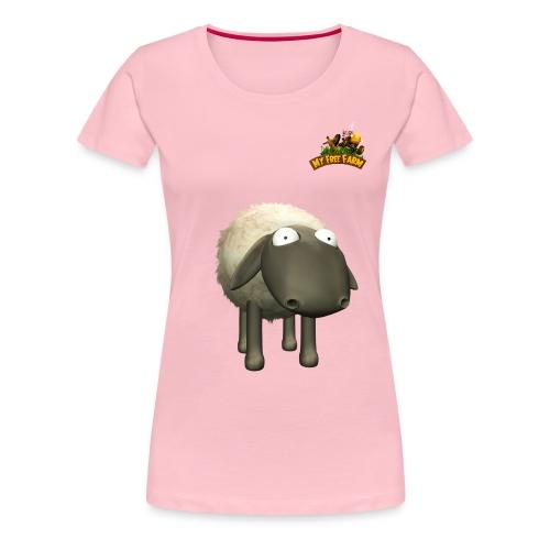 My Free Farm Traktor - Frauen Premium T-Shirt