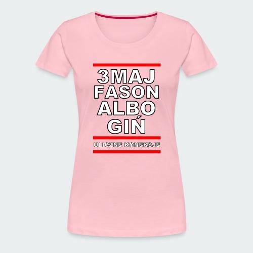 Koszulka Damska Premium 3MajFason - Koszulka damska Premium