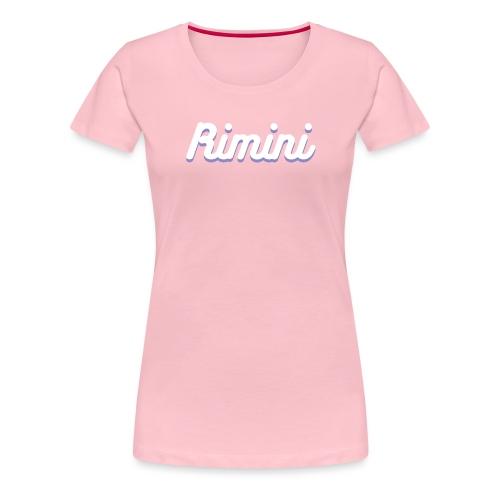 Rimini - T-shirt Premium Femme