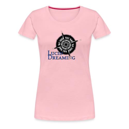 kom png - Frauen Premium T-Shirt