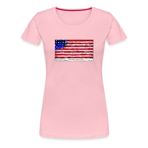 Good Night Human Rights - Women's Premium T-Shirt