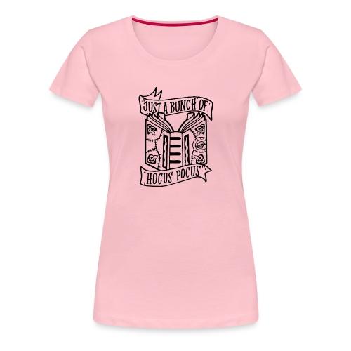 Sanderson Sisters Halloween - Dame premium T-shirt