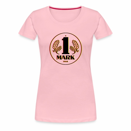 Ostmark 3D black red gold - Women's Premium T-Shirt