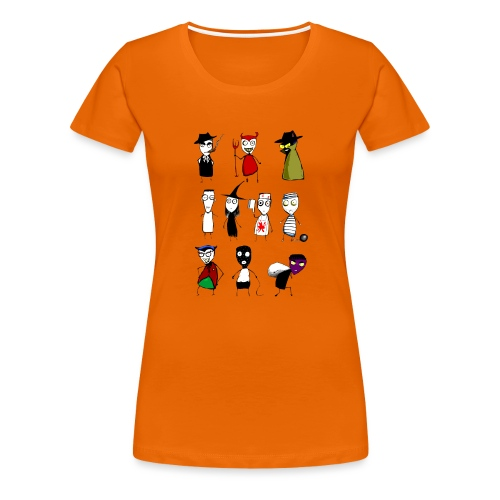 Bad to the bone - Women's Premium T-Shirt