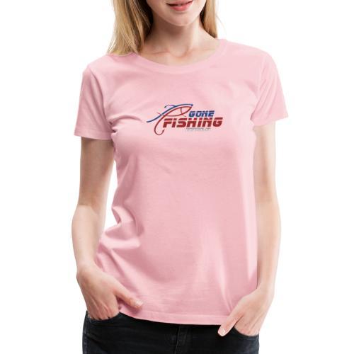 GONE-FISHING (2022) DEEPSEA/LAKE BOAT COLLECTION - Women's Premium T-Shirt