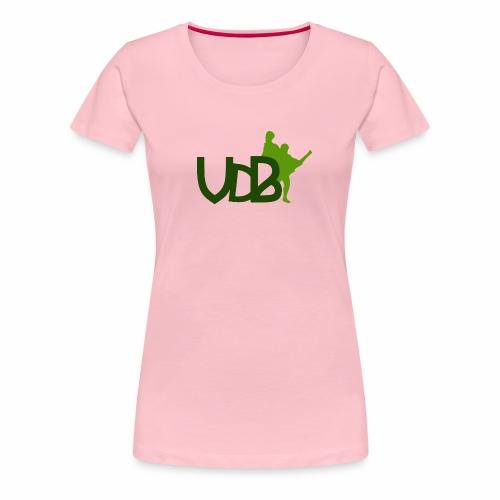 VdB green - Maglietta Premium da donna