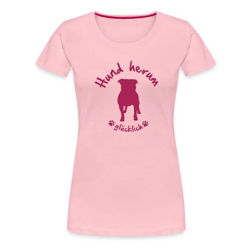 Vorschau: BULLY herum - Frauen Premium T-Shirt