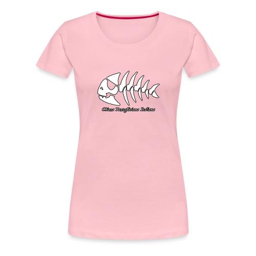 Liscafisso_SHOP_DEF - Maglietta Premium da donna
