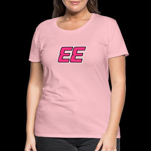 EE - Double E - 33 - Premium-T-shirt dam
