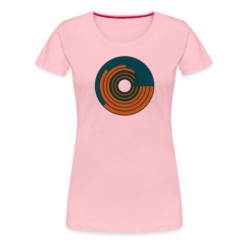 PHI colors - T-shirt Premium Femme