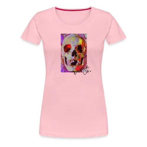 Kroud Co. Pretty Sleepy - Women's Premium T-Shirt