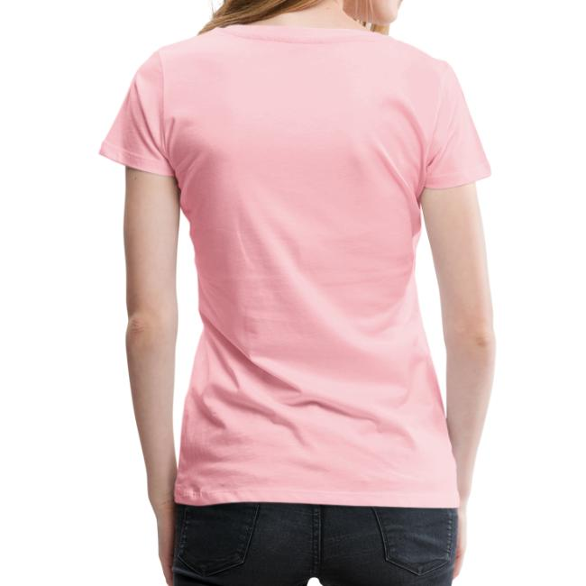 Stoak is des neiche zaudirr - Frauen Premium T-Shirt