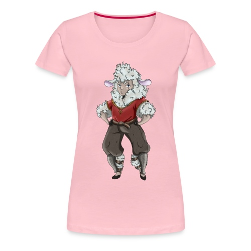 Aventurier Burlesque - T-shirt Premium Femme