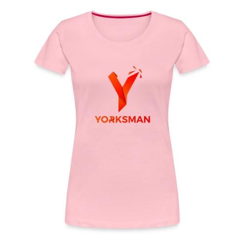 THeOnlyYorksman's Teenage Premium T-Shirt - Women's Premium T-Shirt