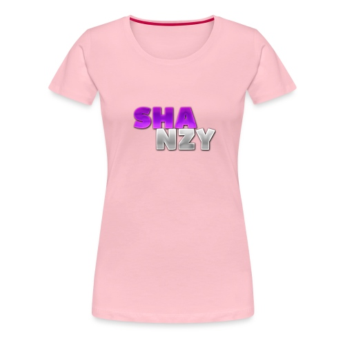 SHANZYDZn png - Women's Premium T-Shirt