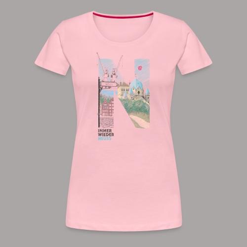 Immer wieder Neuss Tshirt für Kinder von MaximN - Frauen Premium T-Shirt