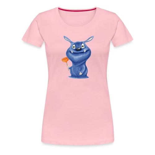 Pümpelmonster - Frauen Premium T-Shirt