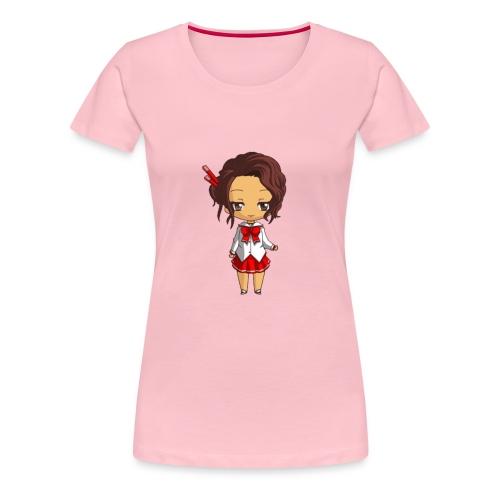 Chibi Amelia by Calyss - T-shirt Premium Femme