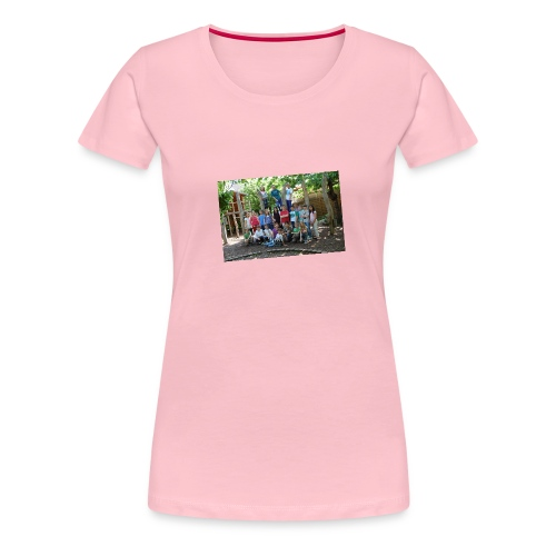 Klassenfoto4a JPG - Frauen Premium T-Shirt