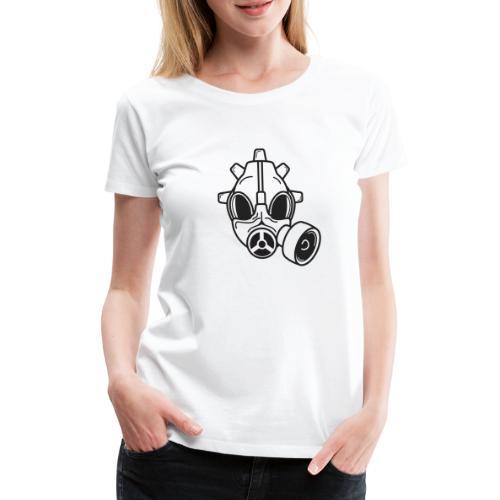 Underground - Women's Premium T-Shirt