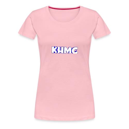 The Official KHMC Merch - Women's Premium T-Shirt