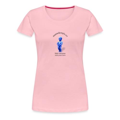 EUROPE ♀♂ | mannekenpis マヌカンピス - T-shirt Premium Femme