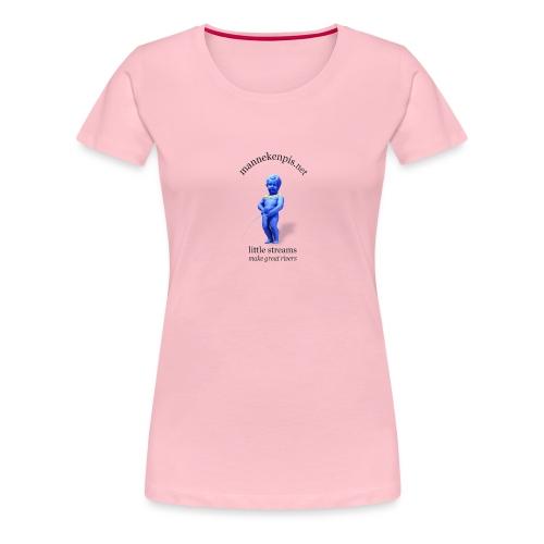 EUROPE ♀♂   mannekenpis マヌカンピス - T-shirt Premium Femme