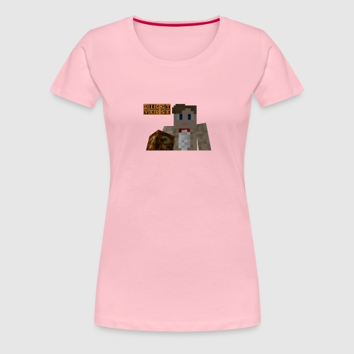 DiggyVerse Mystery - Women's Premium T-Shirt