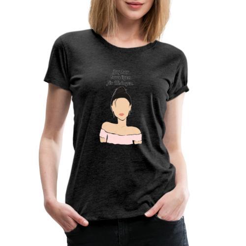 Eyes for Hisingen - Premium-T-shirt dam