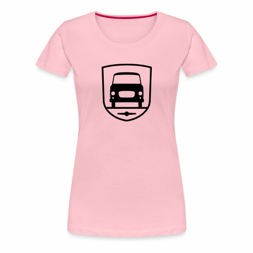 Barkas B1000 coat of arms - Women's Premium T-Shirt