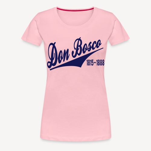 DON BOSCO - Women's Premium T-Shirt